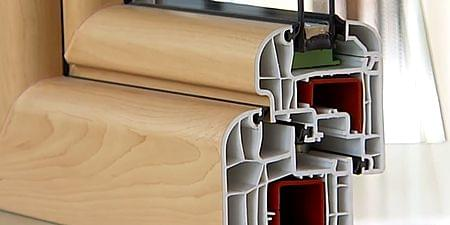fen tre aluplast profil ideal 8000. Black Bedroom Furniture Sets. Home Design Ideas