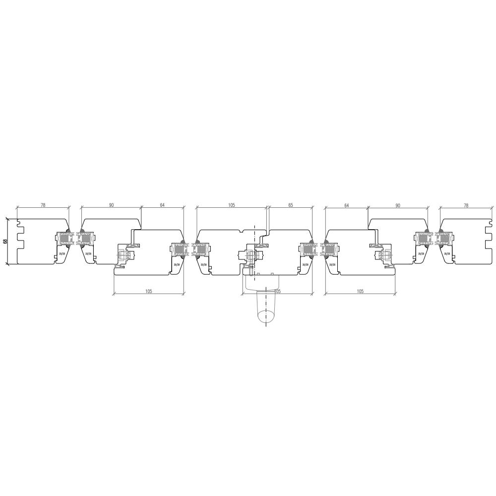 IV 68 - Illustration horizontale Schema C