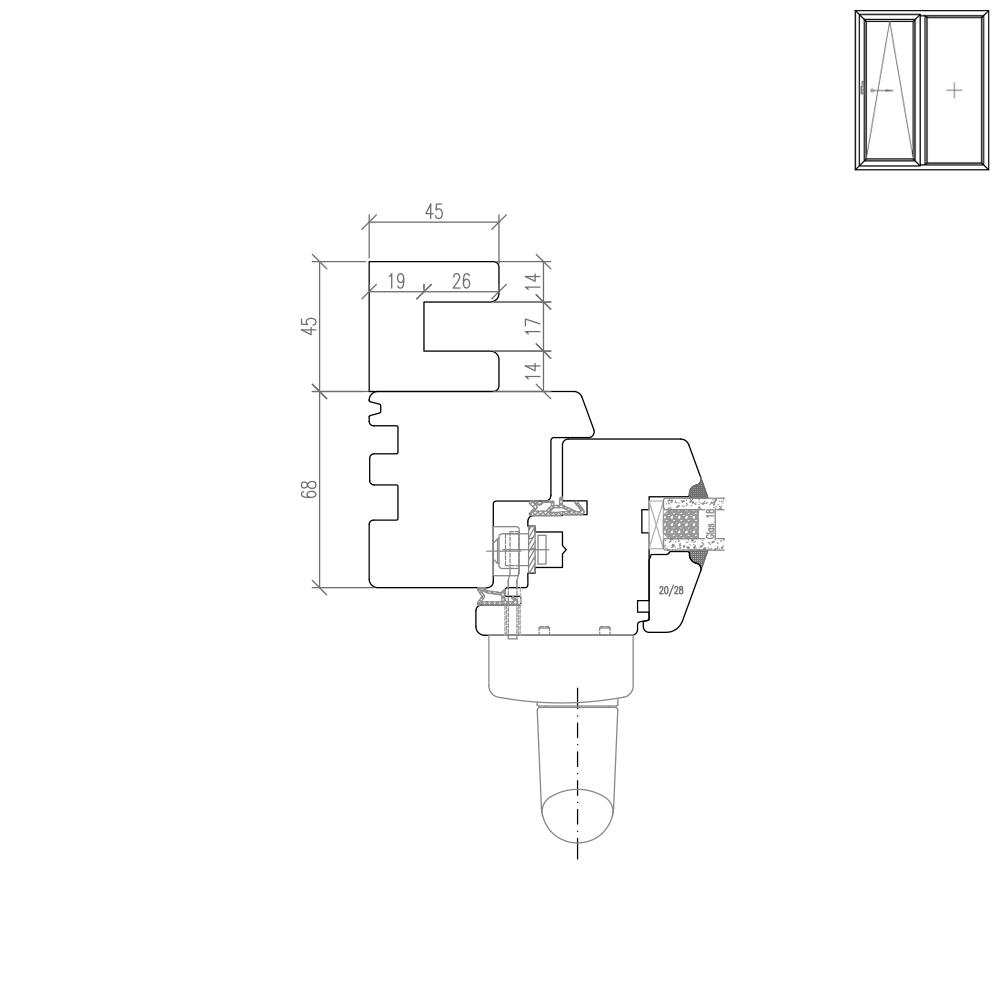 IV 68 - Rails de guidage pour construction