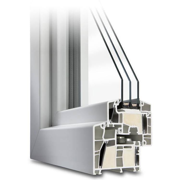 baie oscillo coulissante translation pvc energeto 8000. Black Bedroom Furniture Sets. Home Design Ideas