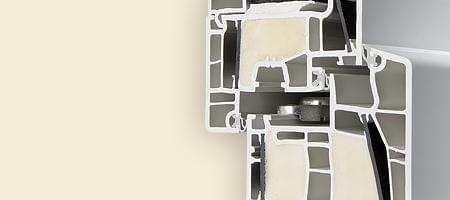 Aluplast profiles pour fen tres fabriqu es en allemagne for Mousse isolante fenetre