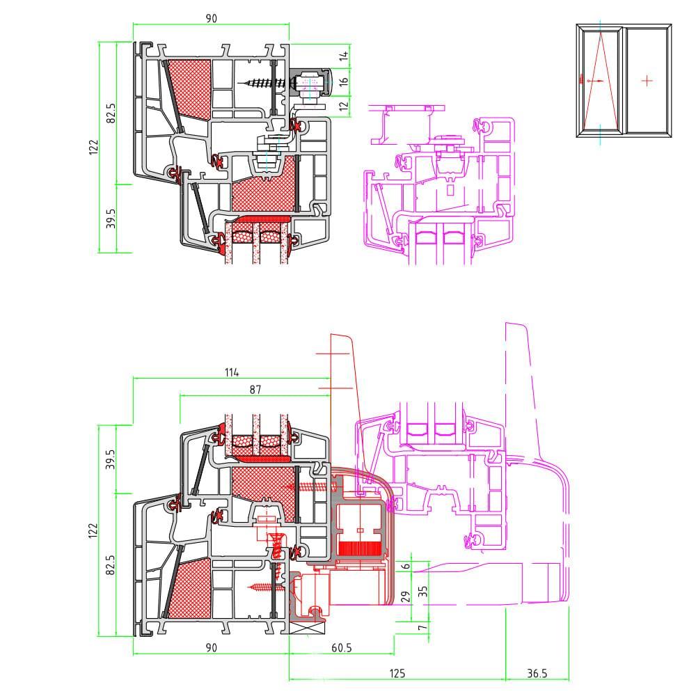 baies vitr es pvc alu sur mesure prix pas cher chez. Black Bedroom Furniture Sets. Home Design Ideas