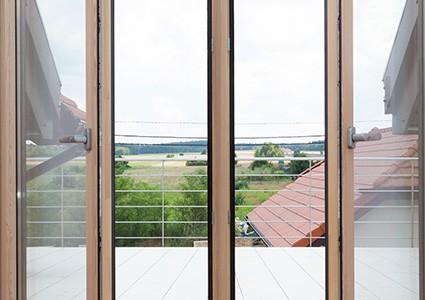 Porte Fenêtre Bois 2 Vantaux Ou Plus Sur Mesure Fenetre24