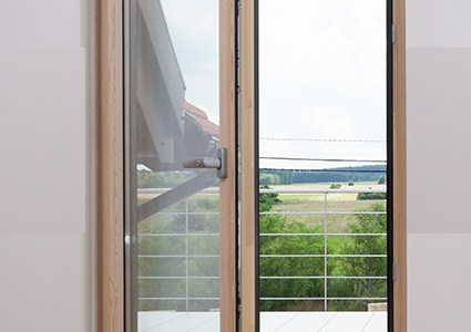 Porte Fenêtre Bois 1 Vantail Bois Alu Pvc Personnalisation