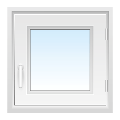 Grand Fenêtre 60x60 Cm 1 Vantail
