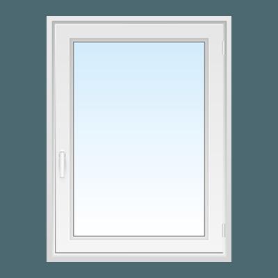 Fenêtre 90x120 cm 1 vantail