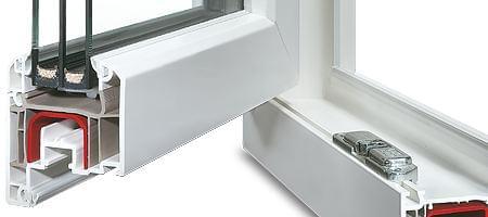 fen tre standard ideal 4000. Black Bedroom Furniture Sets. Home Design Ideas