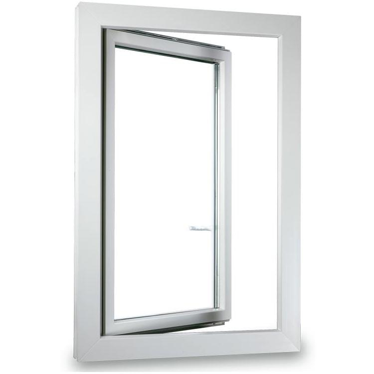 Fenêtre avec profilé PVC aluplast energeto® 8000ED