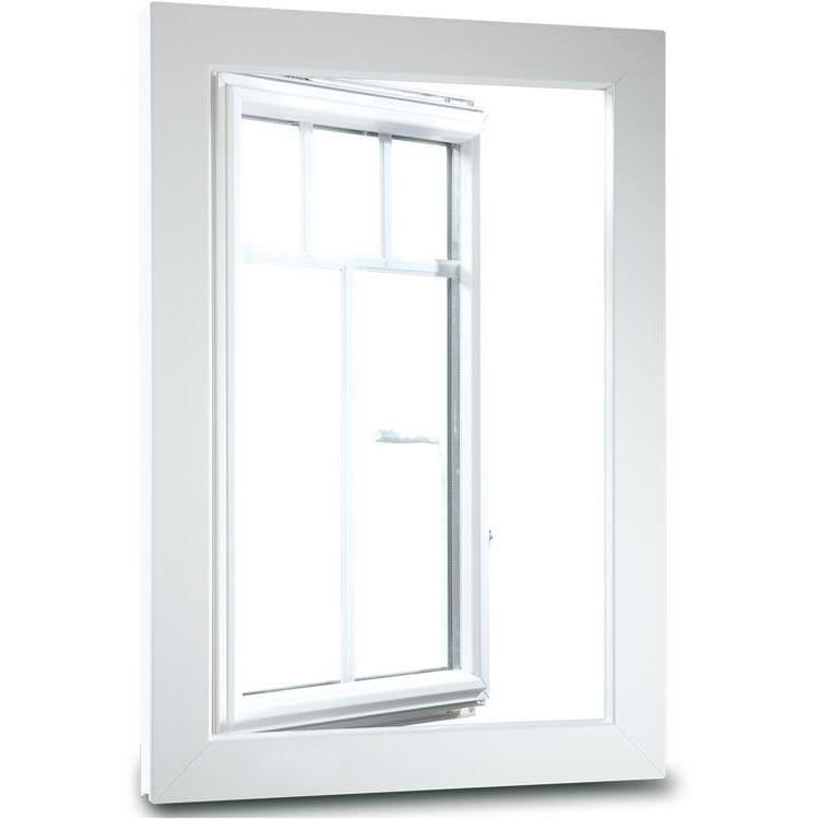 Fenêtre PVC aluplast IDEAL 5000®