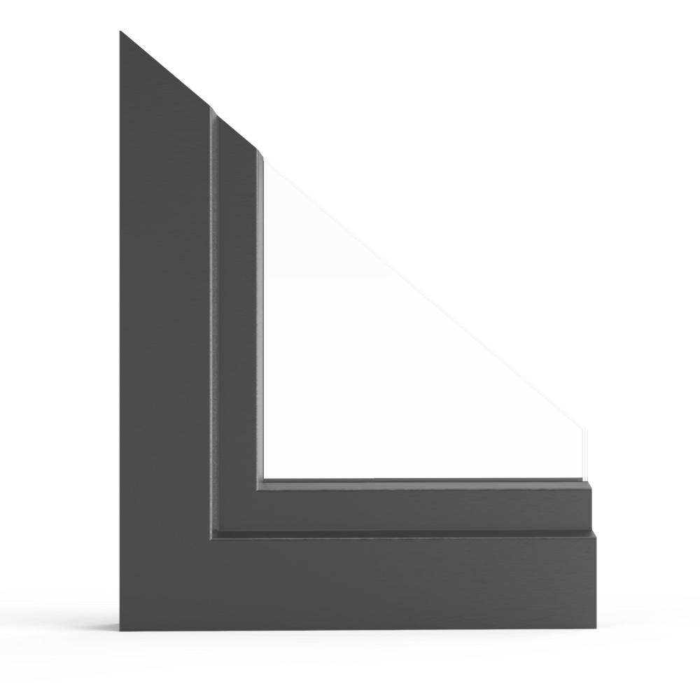 Fenêtre PVC-Alu Twinset® 8000ED détail