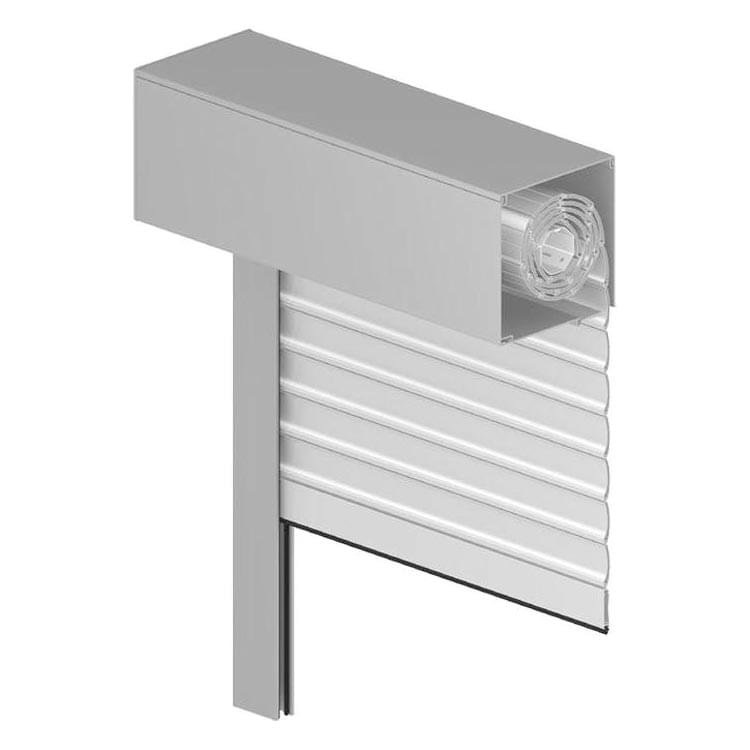 Volet roulant aluminium moderne sur mesure fenetre24 for Volets venitiens exterieurs