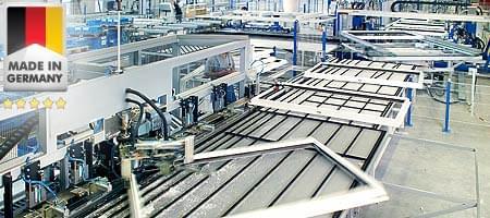 Production contrôlée et certifiée en Allemagne