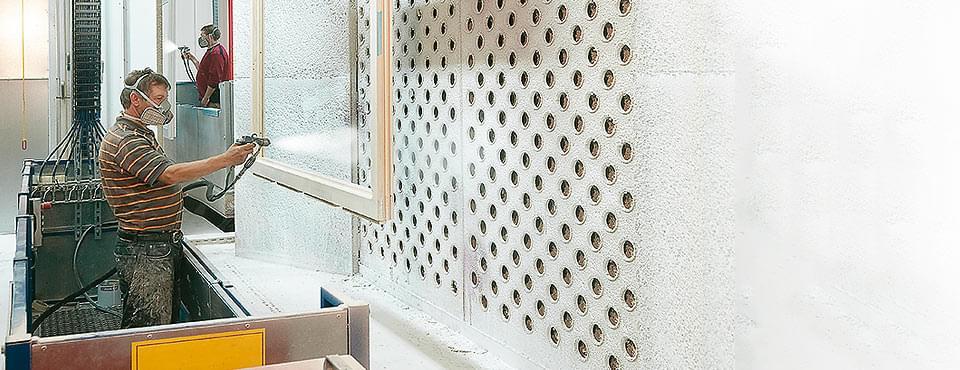 Nous utilisons pour nos fenêtres bois des lasures et des vernis de haute qualité