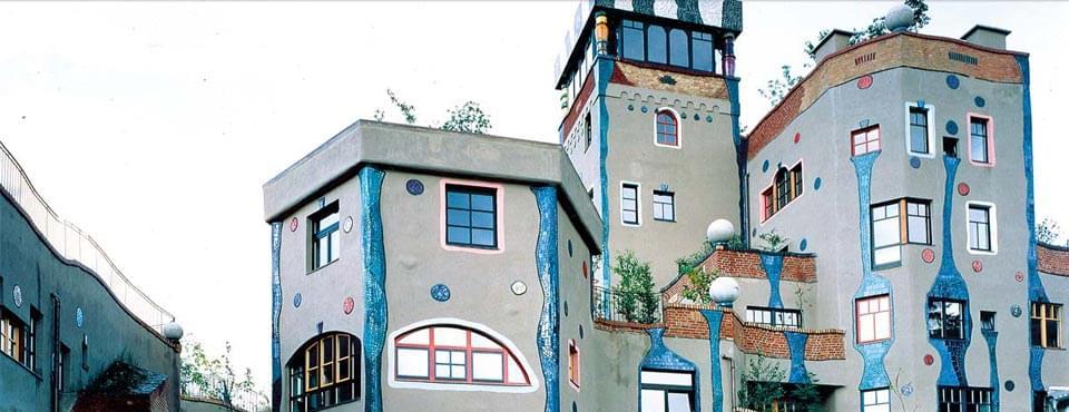 Référence: Maison Hundertwasser, Bad Soden