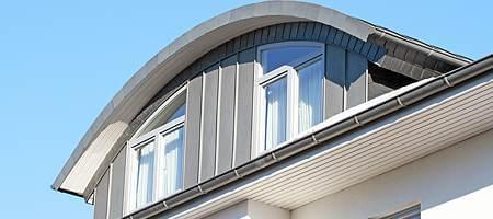 Montage RAL pour les fenêtres en arc surbaissé
