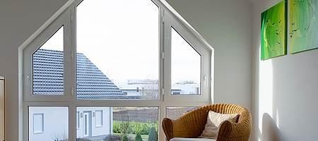 Fenêtre formes sur mesure