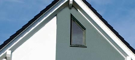 fenêtre trapèze en PVC