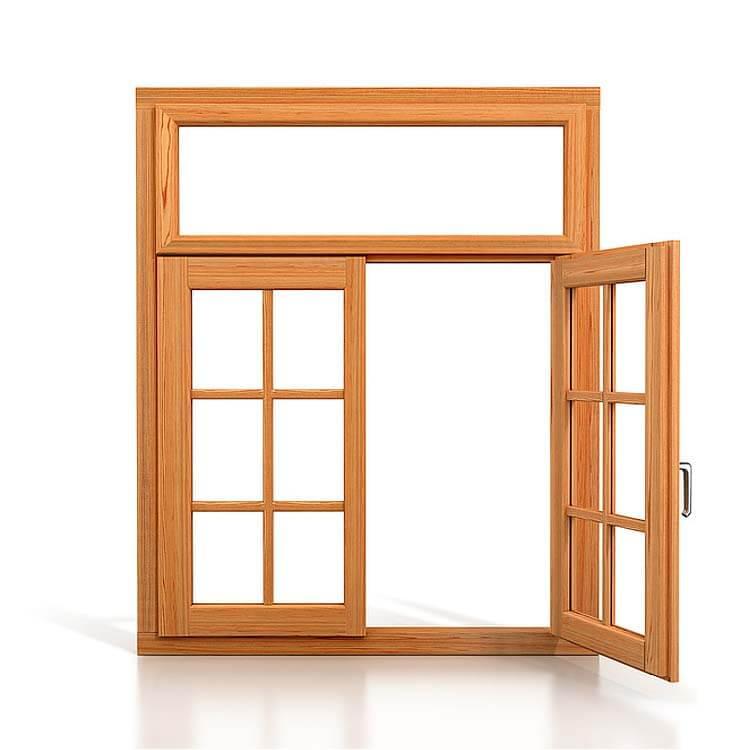 fenêtres de formes spéciales
