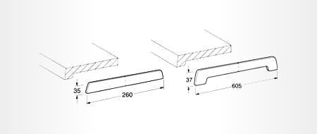 configurateur appui de fen tre int rieur. Black Bedroom Furniture Sets. Home Design Ideas