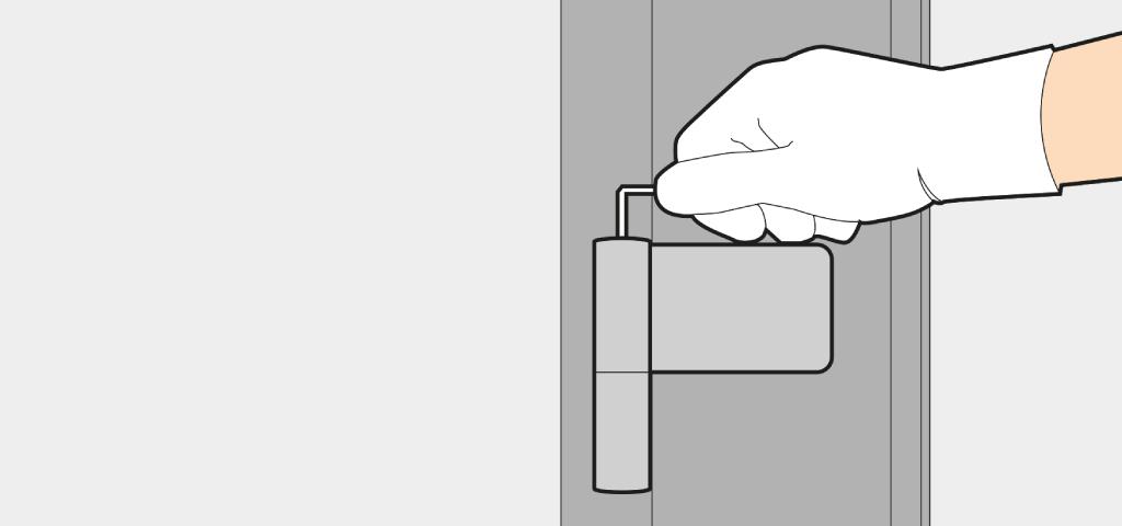 Comment r gler une porte d 39 entr e ajuster aligner - Comment isoler une porte d entree du bruit ...