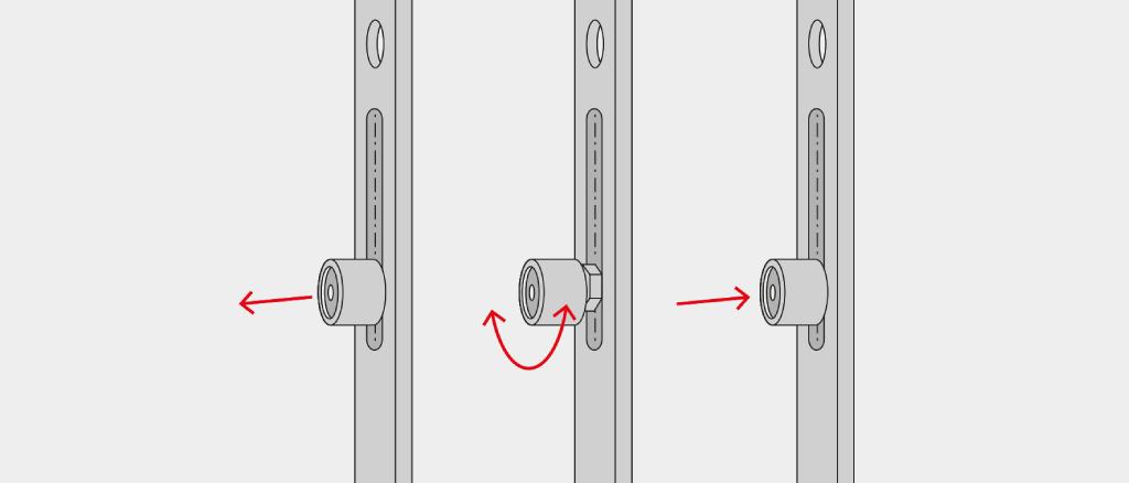 R glage porte fen tre pvc bois bois alu et plus for Reglage porte d entree aluminium