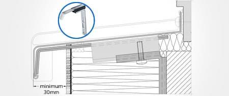 Support pour appui de fenêtre