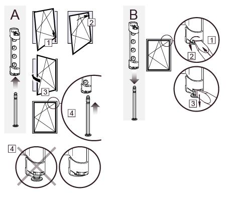 Mode d 39 emploi pour l entretien des ferrures winkhaus for Reglage fenetre oscillo battant