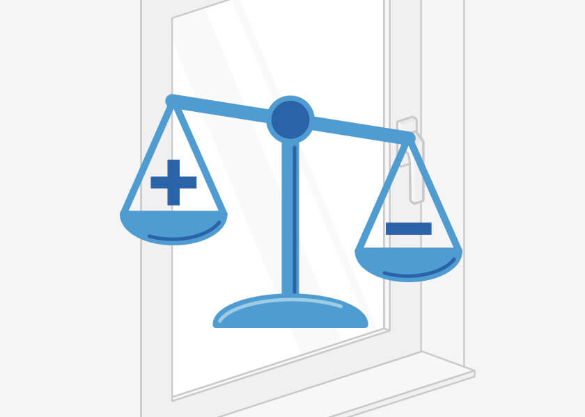 Avantages et Inconvénients de la fenêtre en PVC