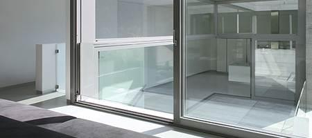 Portes fenêtres bois alu