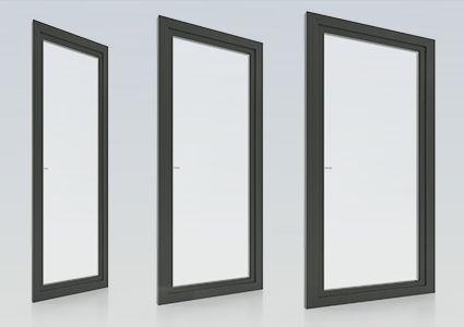 Dimensions portes-fenêtres