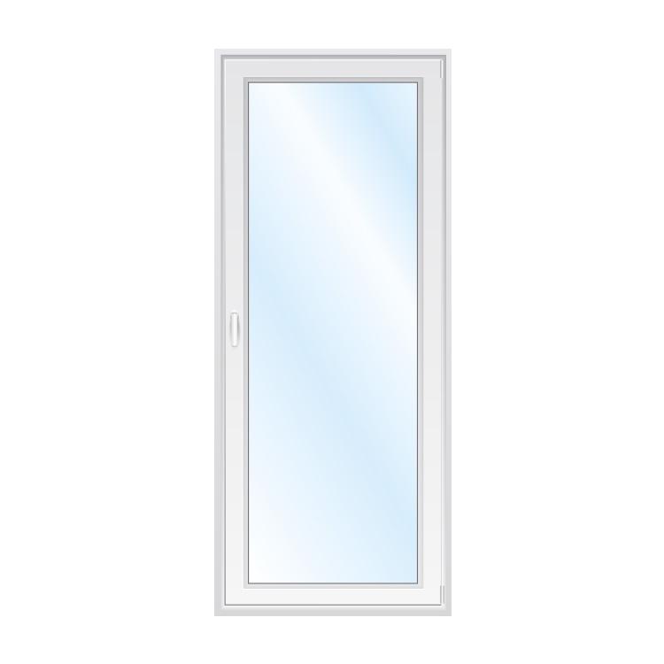 Porte-fenêtre 90x215 cm
