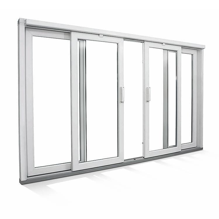 Charming Porte Fenetre Pvc Pas Cher #3: Porte-Fenêtre Avec 4 Vantaux