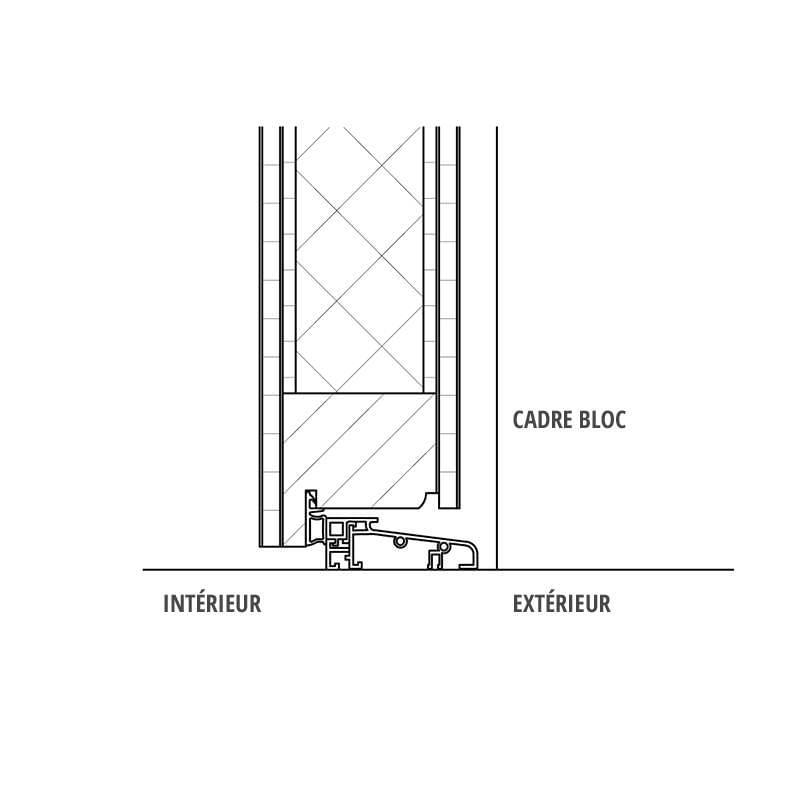 portes d 39 entr e en bois coupes d tails plans cad. Black Bedroom Furniture Sets. Home Design Ideas