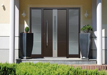Modèles de portes d'entrée
