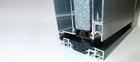 acheter des profil s en aluminium pour les portes d 39 entr e alu. Black Bedroom Furniture Sets. Home Design Ideas