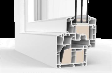 Energeto 8000ED - Fenêtre passive