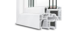 Porte-fenêtre aluplast energeto® 8000