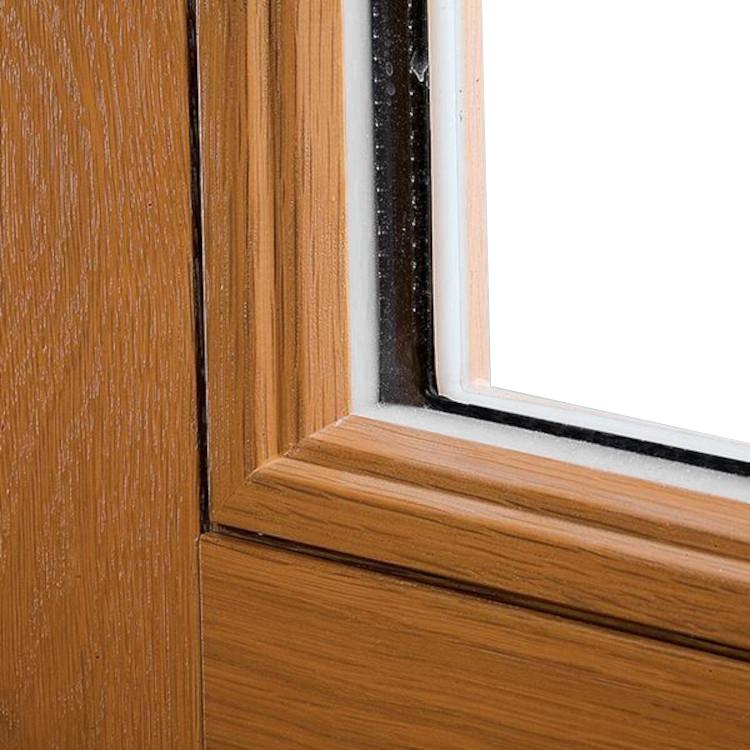 Profilé Rustique IV 68 détails intérieurs