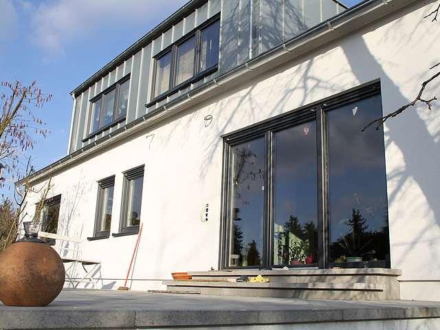 Fenêtre en PVC, Marne-la-Vallée