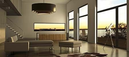 Fenêtre panoramique d'une haute qualité typiquement allemande