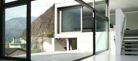 Fenêtres Bois-Aluminium