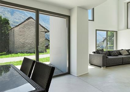 baie vitr e galandage prix grand choix sur mesure. Black Bedroom Furniture Sets. Home Design Ideas
