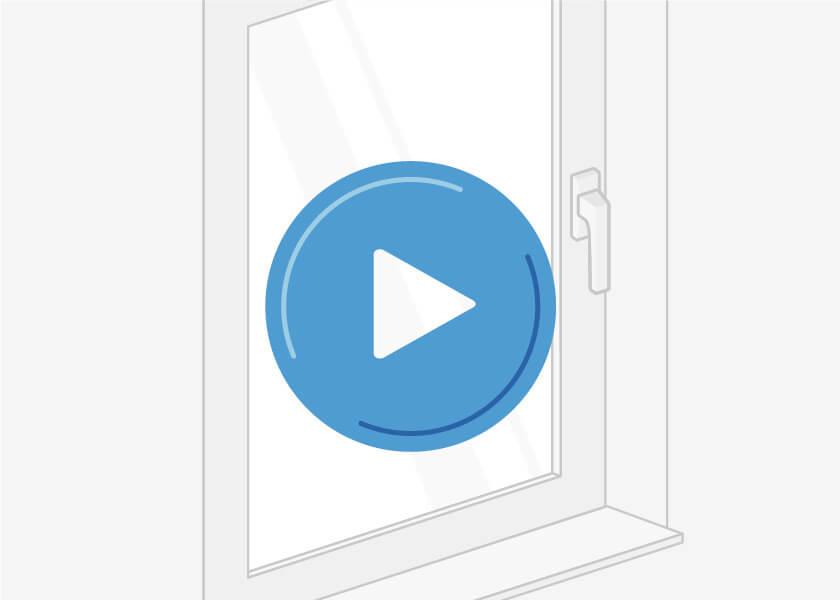 Vidéos autour des fenêtres