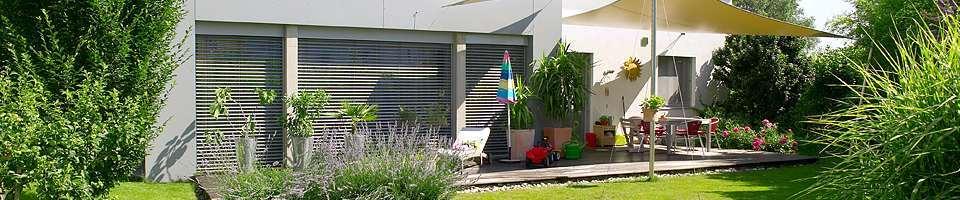 Baie coulissante avec volet roulant menuiseries allemandes - Baie vitree volet roulant pour remplacer porte garage ...