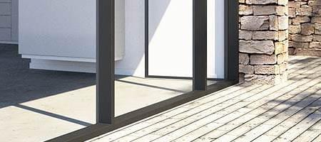 baie vitr e avec volet roulant volets et stores pas chers. Black Bedroom Furniture Sets. Home Design Ideas