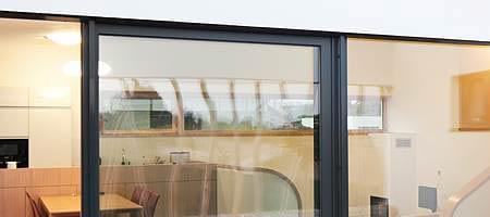 baie vitree 3 m