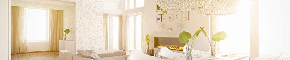 Chambre à température agréable grâce aux fenêtres isolantes