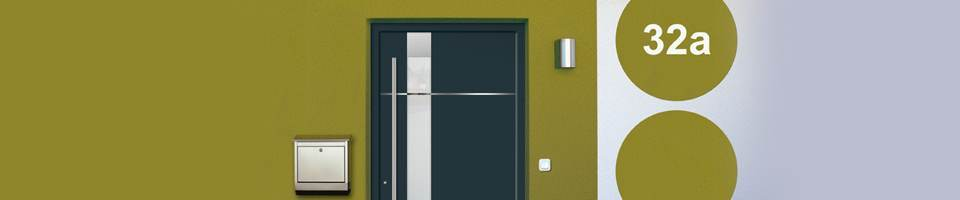 Design portes entree