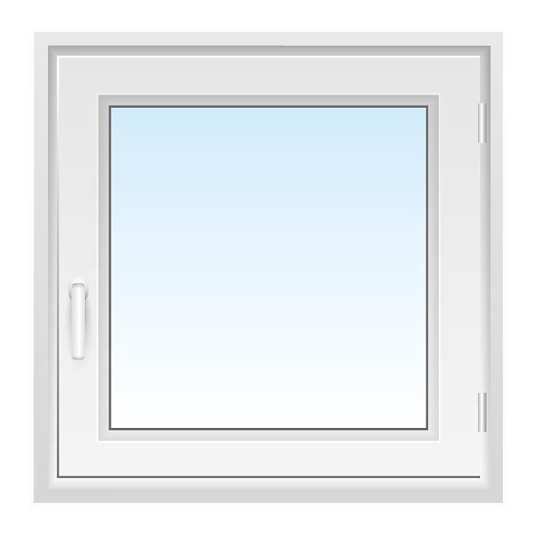 Fenêtre 80x80 cm