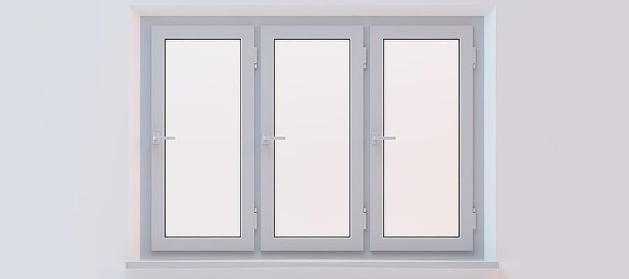Fen tre 3 vantaux ou plus sur mesure au petit prix for Vantaux fenetre